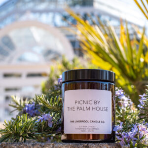 The Liverpool Candle Co., Picnic By The Palm House