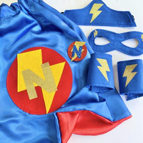 Flash Superhero Costume