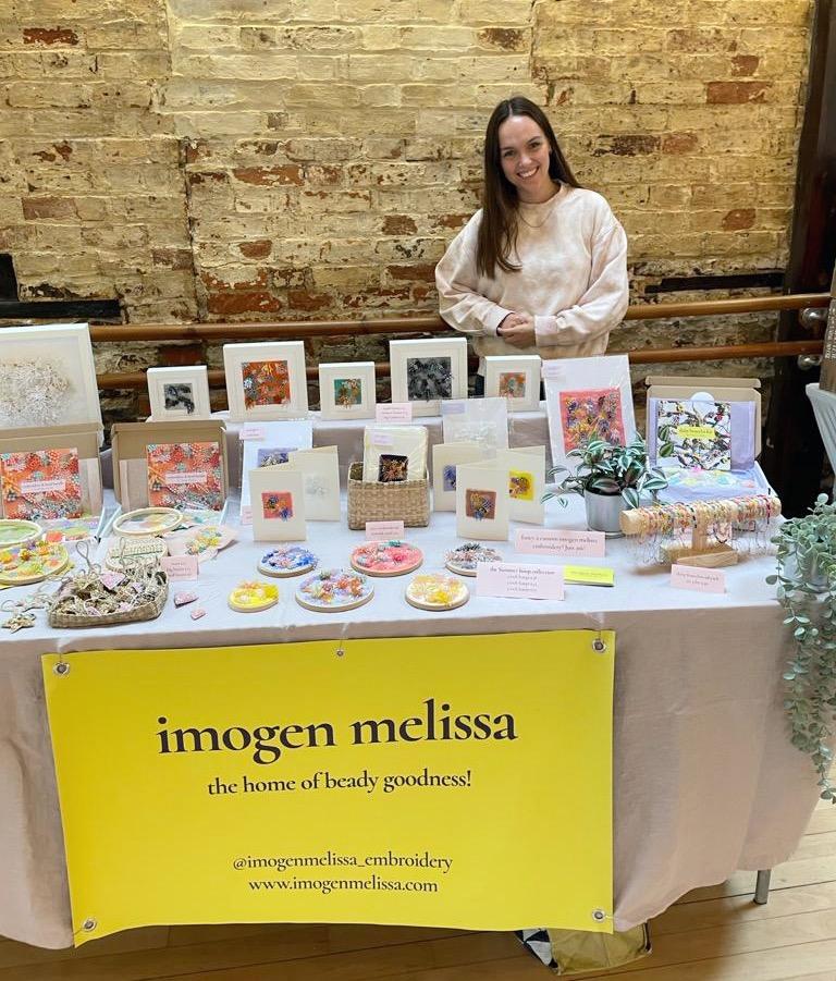 imogen melissa, market day ready!