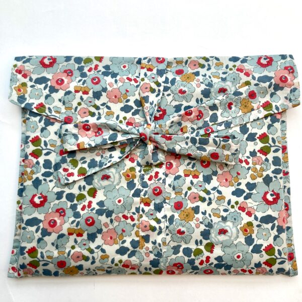 Liberty Print Betsy fabric, Forever Wraps fabric gift bags