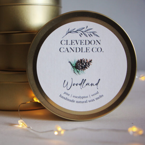 Clevedon Candle Co, Woodland Wax Melts